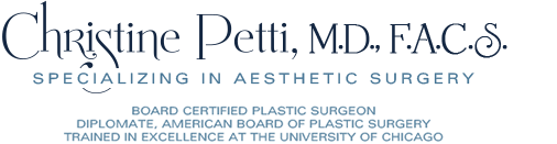 Christine Petti, M.D Cosmetic and Laser Surgery