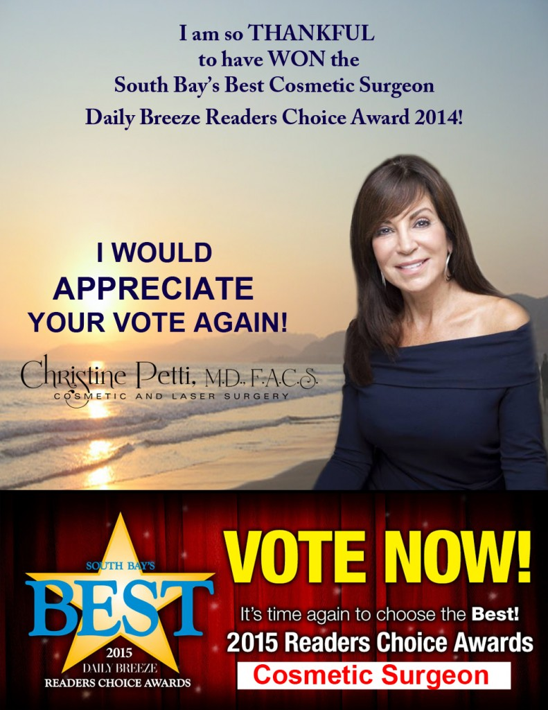 1 Daily Breeze Best - Vote - Petti