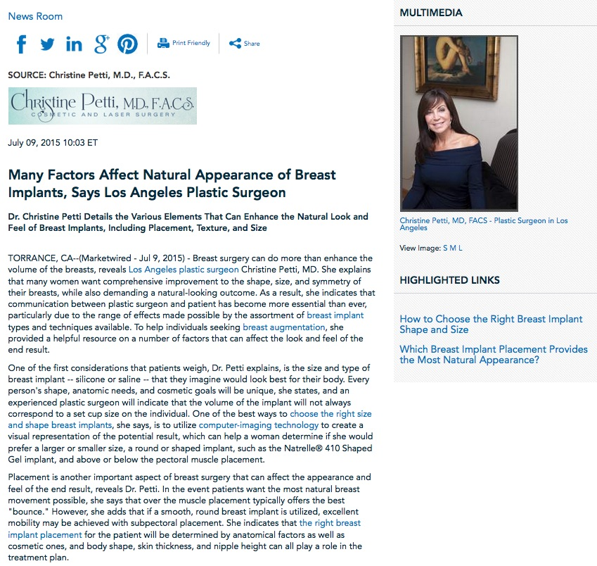 breast implants,breast augmentation,natural looking breast implants,breast surgery in los angeles