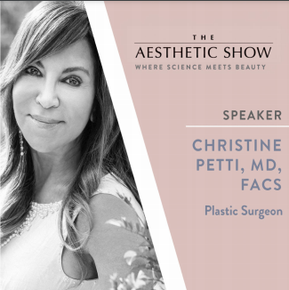 The Aesthetic Show with Speaker Dr. Petti